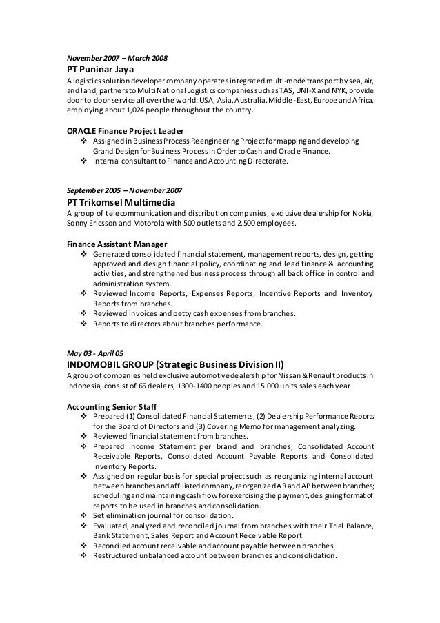 helen - resume