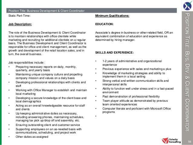 Tax professional job description