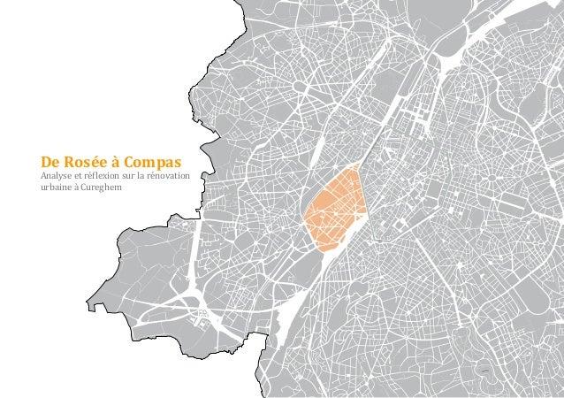 De Rosée à Compas Analyse et réflexion sur la rénovation urbaine à Cureghem
