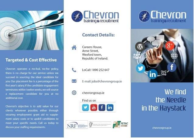 recruiting brochure