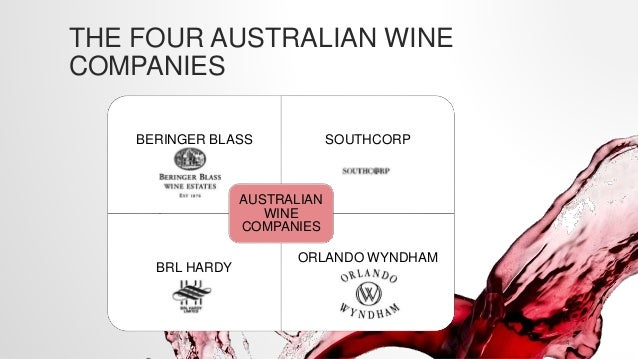 BRL HARDY: GLOBALIZING AN AUSTRALIAN WINE COMPANY Harvard Case Solution & Analysis