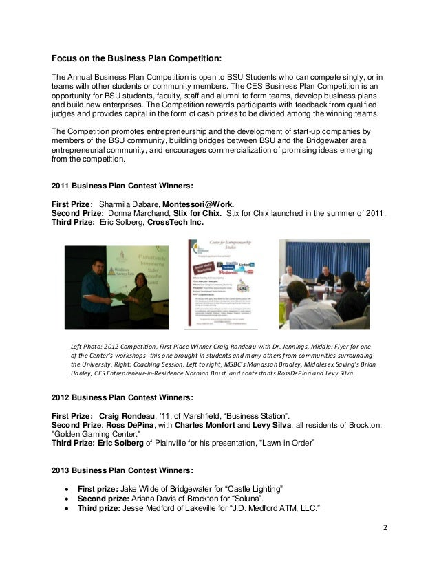 CES History 2010-2013 Slide 2