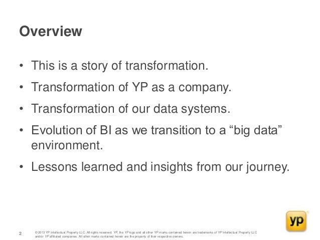 BI Innovation Summit_Stetzler_2014_11_12 Slide 2