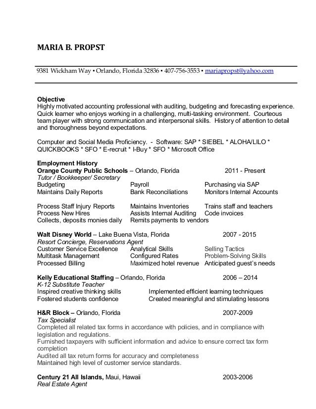 Accounting RESUME March-16