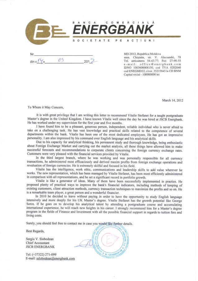 Reference letter from mr sergiu slobodean chief accountant head reference letter from mr sergiu slobodean chief accountant head office expocarfo