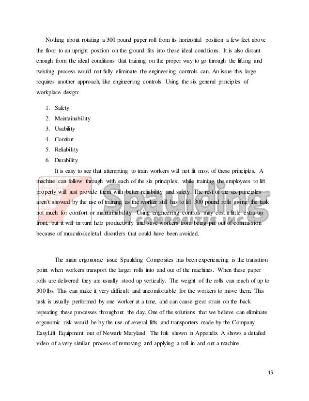 consumerism essay final copy A rebuttal essay, also known as an  and end your essay with a final sentence that will leave the reader thinking about the subject and your perspective  copy.