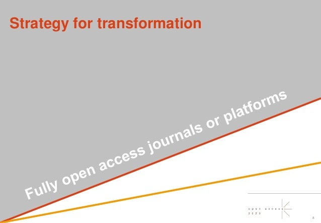 @oa2020ini 8 Strategy for transformation
