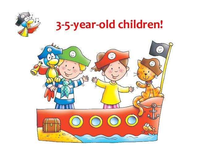 3-5-year-old children!