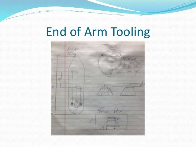 End of Arm Tooling