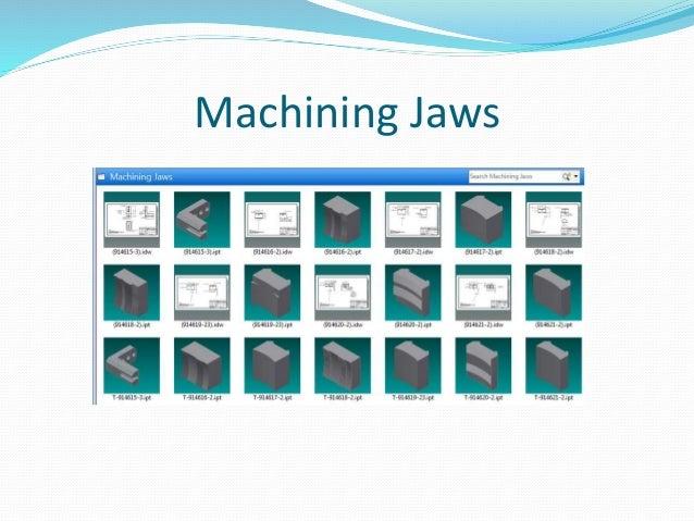 Machining Jaws