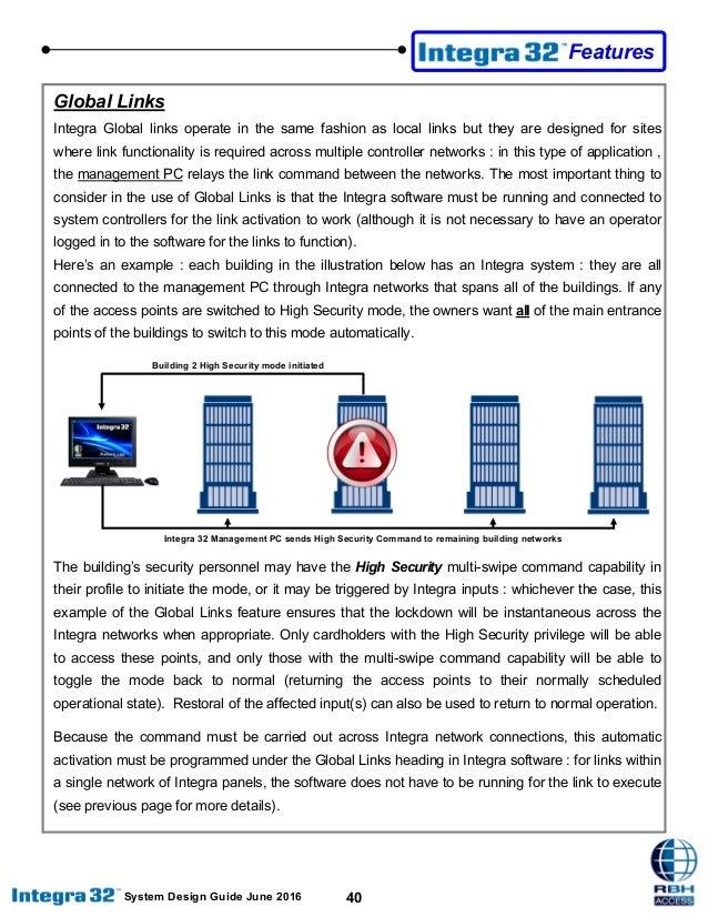 rbh irc 2000 installation manual