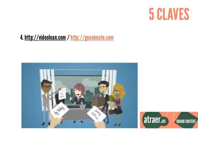 ! ! MUCHAS GRACIAS ! Juan de Arteaga atraer.es videoanimaciones.com 5 AEREAS x 5 CLAVES = YouTube ENGAGEMENT