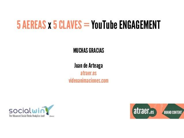 """""""YouTube Tools: Lleva tu marca a la dimensión audiovisual"""" by Juan de Arteaga."""