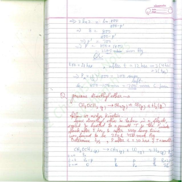 2 Chemistry Notes - Akshansh