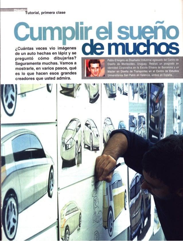 2 como dibujar autos-(a todo motor)