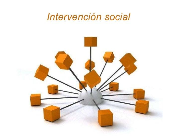 Powerpoint Templates Intervención social