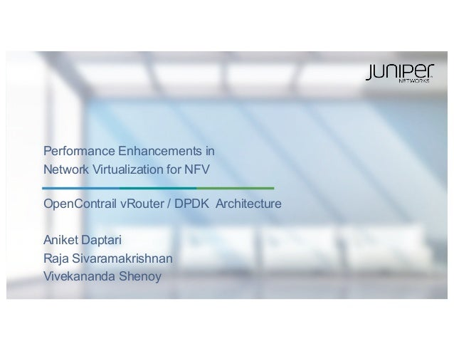 Different approaches to performance enhancements in network