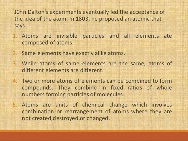 john daltons biography and contribution to science The english chemist john dalton (1766-1844) provided the beginnings of the development of a scientific atomic theory, thus facilitating the development of chemistry as a separate science his contributions to physics, particularly to meteorology, were also significant.