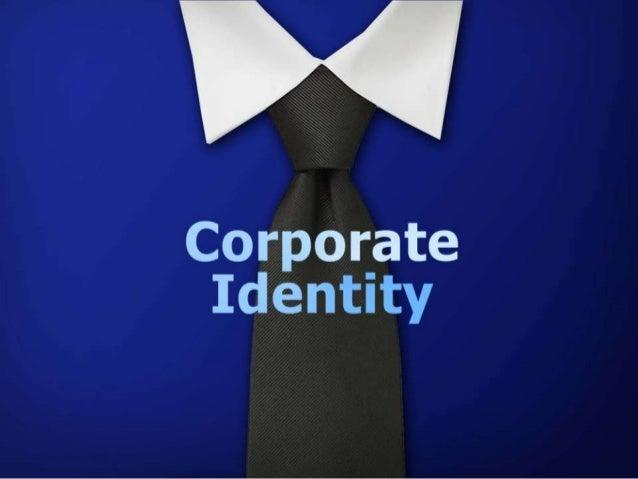 Corporate Identity - SCCI