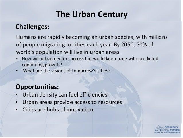 Prof. Melinda Laituri, Colorado State University | The Secondary Cities (2C) Initiative | SotM Asia 2017 Slide 2