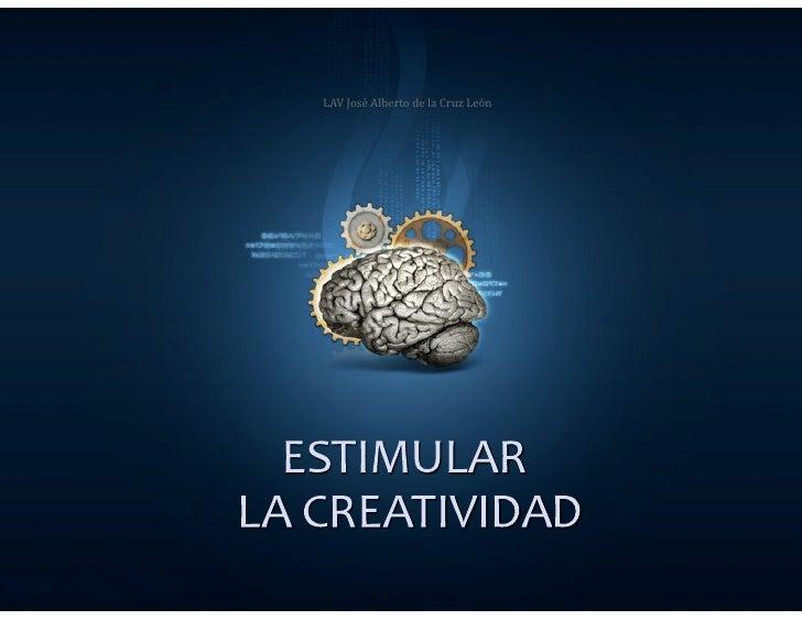 Como estimular la creatividad