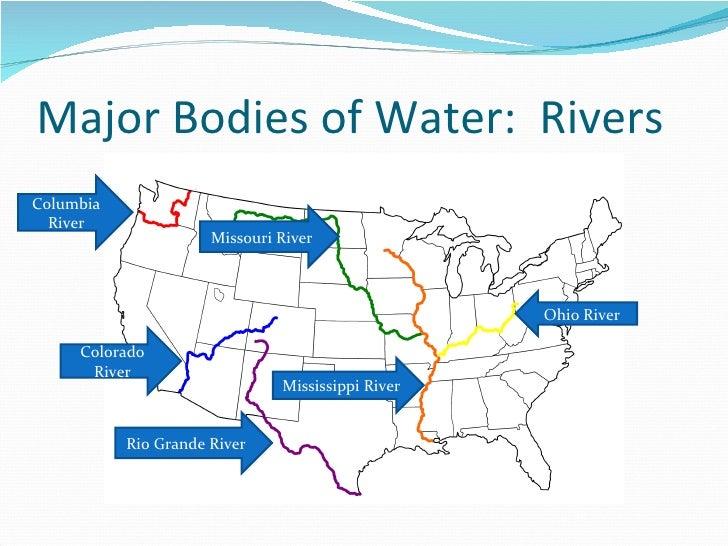 2c water bodies