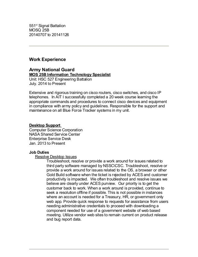amazing army 25b resume gallery simple resume office templates