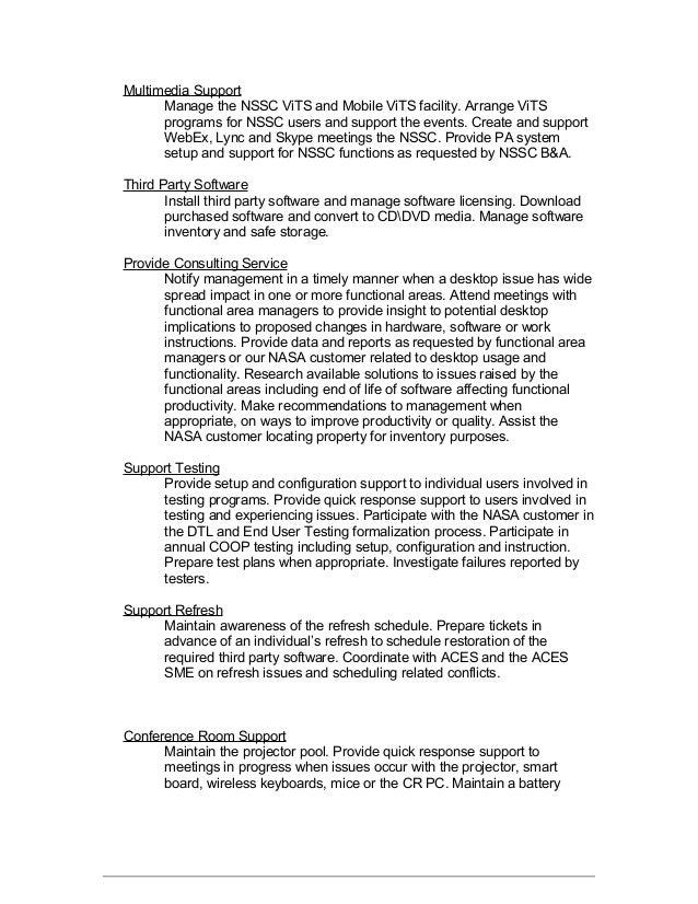 3 resume setup