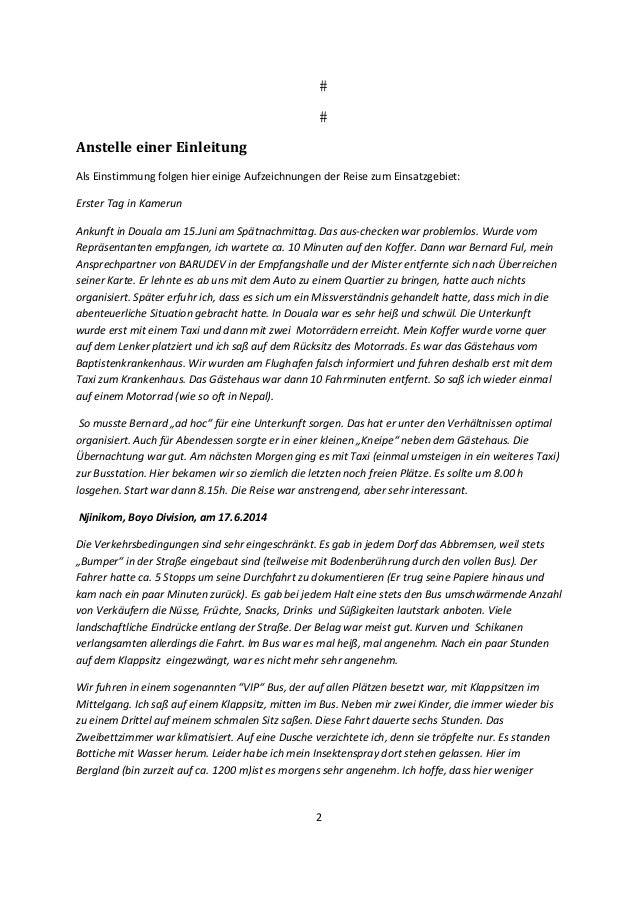 Bericht Njinikom SES Juni Juli 2014 Slide 2