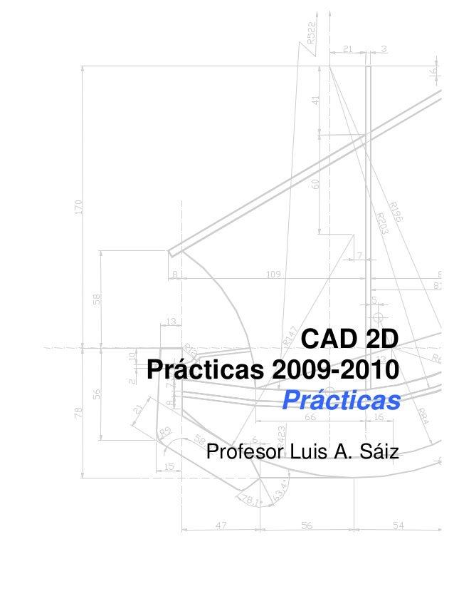 Prácticas Autocad