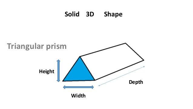 2d & 3d shapes sing along pp
