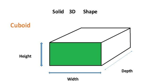 11 Plus: Key Stage 2 Maths: Shape and Space, 3D Shapes, 11 Plus ...