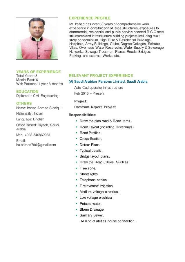 Irshad (Autocad CV)