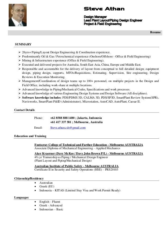 piping layout engineer resume cv s athan 2017 01  cv s athan 2017 01