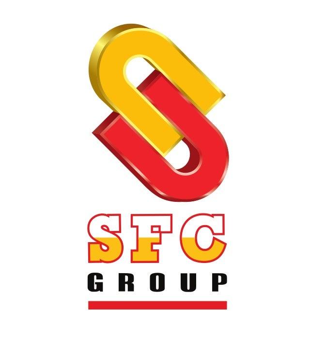 Sfc group 3d logo for K muraleedharan sfc group