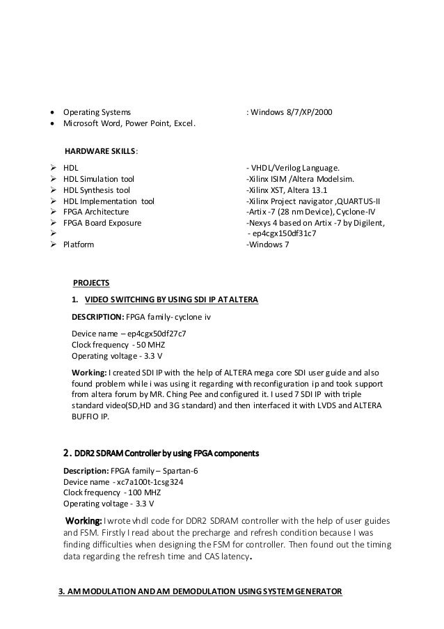 Google Doc Resume Excel Lalit Singh Fpga Resume Athletic Trainer Resume Excel with First Resume Word  Nurse Resumes Samples