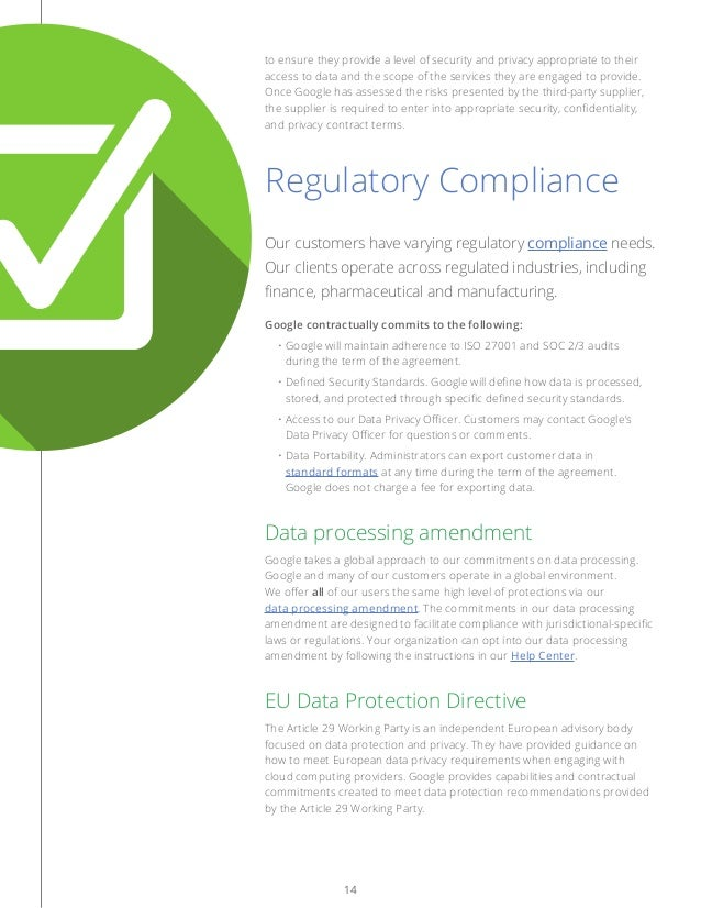 Google Apps Security And Compliance Whitepaper 1