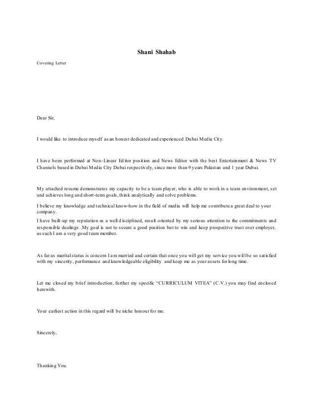 Shani Shahab Resume