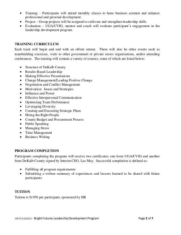 BrightFuturesApplicationFormJuly15 – Retreat Evaluation Form