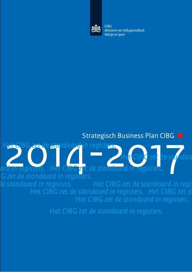 2014-2017Het CIBG zet de standaard in registers. Het CIBG zet de standaa Het CIBG zet de standaard in registers. BG zet de...