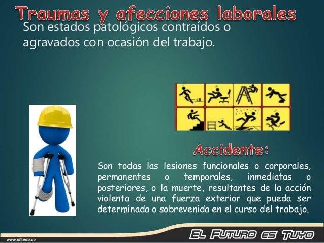 Es aquella incapacidad permanente que impide la realización de todas o las fundamentales tareas de la profesión habitual d...