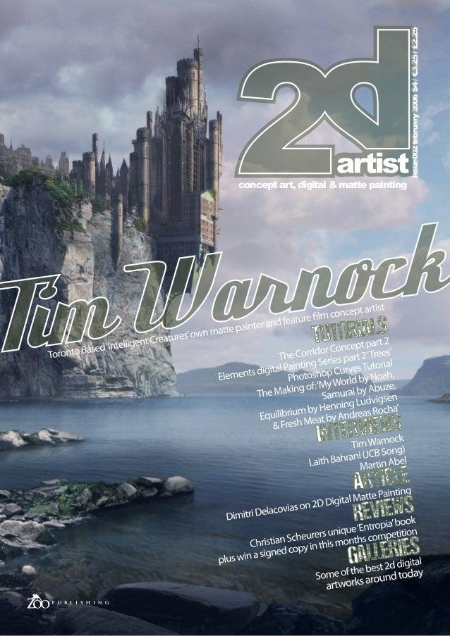 2d Artist Magazine 002