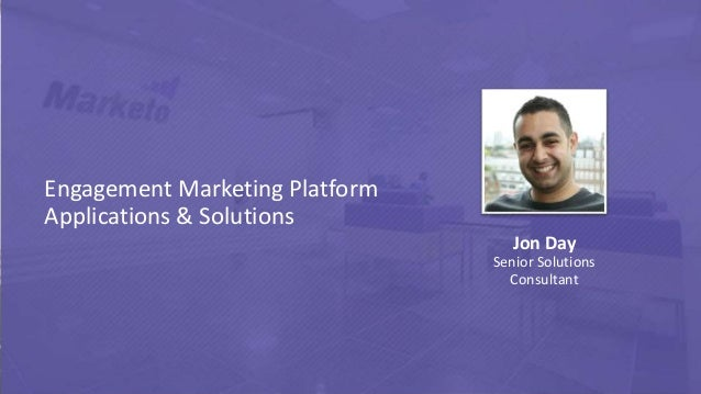 Marketo Marketing Engagement Platform