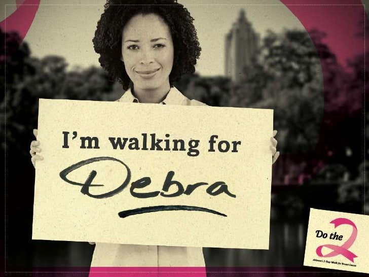 Our Mission  • Strengthen Atlanta's breast cancer   community • Raise money and awareness for local   Atlanta breast cance...