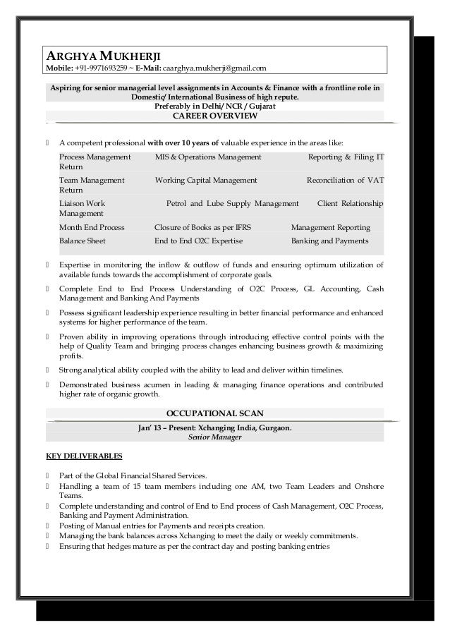Resume Final Banking and R2R