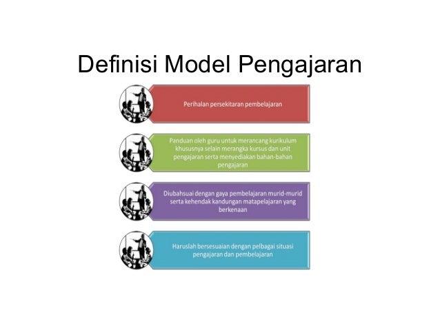 Definisi Model Pengajaran