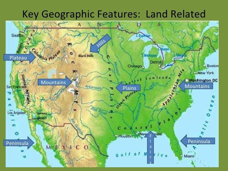 Us Map Great Plains