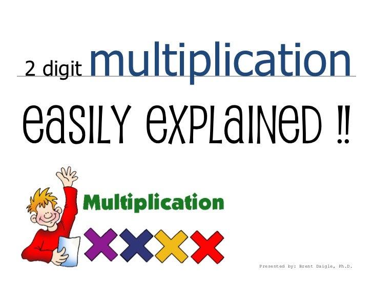 Free Worksheets » Multiple Digit Multiplication Worksheet - Free ...