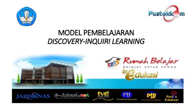 1 MODEL PEMBELAJARAN DISCOVERY-INQUIRI LEARNING