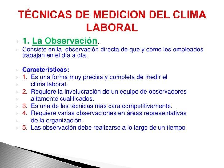 Clima Y Cultura Organizacional Motivación